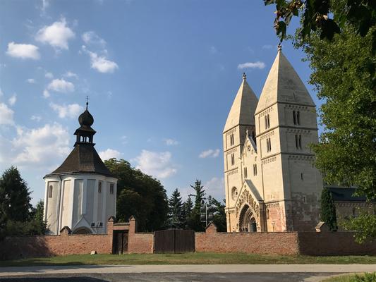 Ják - St. Georg-Abtei