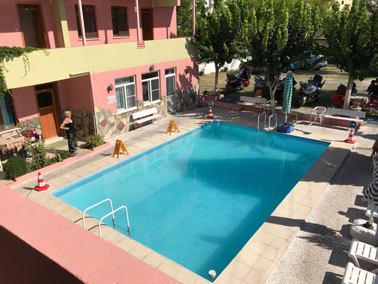"Sympathisches Familienhotel ""Pamukkale"""
