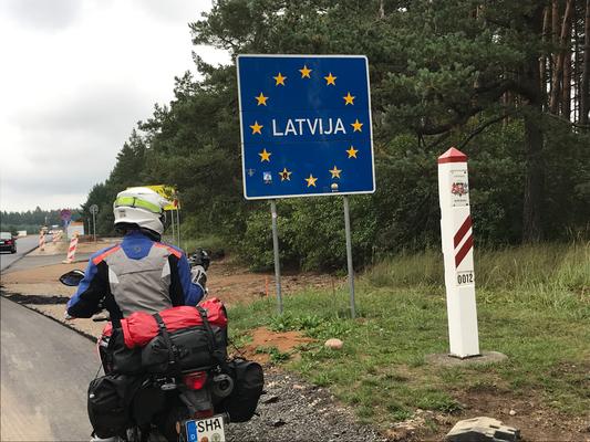 Hallo Lettland!