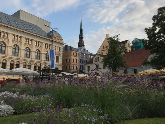 Stadtbild Riga