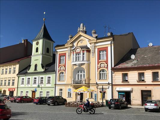 Rynek (Marktplatz) von Králíky