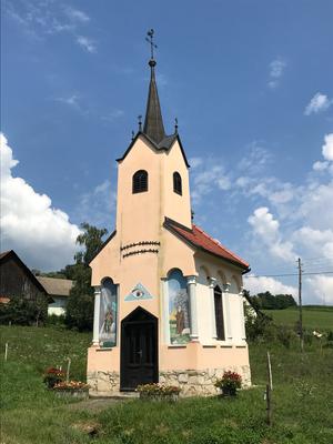 Bildstock in der Slovenischen Steiermark