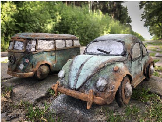 VW BEETLE BUS