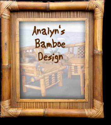 Bezoek Analyn's Bamboe Design