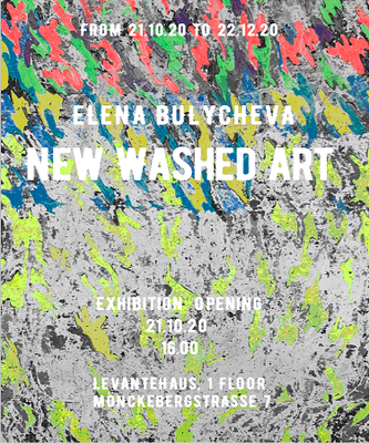 Elena Bulycheva - NEW WASHED ART