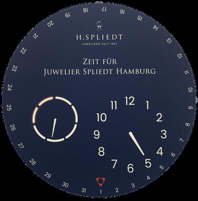 Eröffnung Juwelier H. Spliedt Hamburg