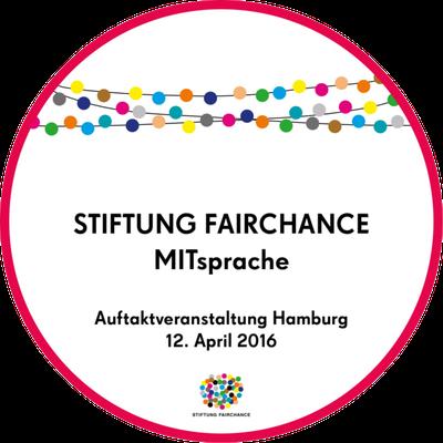 Foundation Fairchance MITsprache,  Charity, Sprachförderung, Schule Hamburg Wilhelmsburg