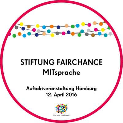 Stiftung Fairchance MITsprache  Charity Sprachförderung Schule Hamburg Wilhelmsburg
