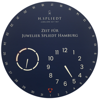 Opening Jewellery H. Spliedt Hamburg