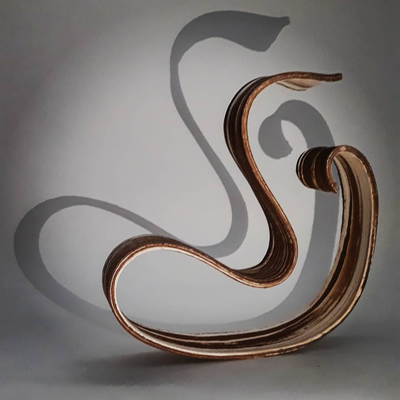 Shade of Clay (2019), 40x29x8 cm
