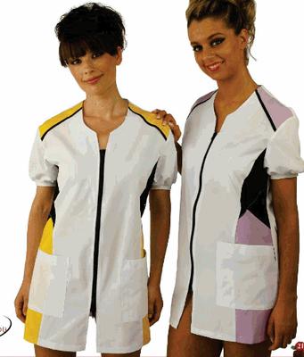 VITTORIA casacca donna - taglie xs /xxl - colori a scelta