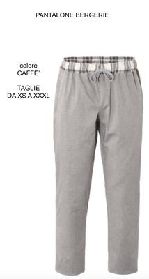 Ariell Divise da Lavoro pantalone chef colore caffè