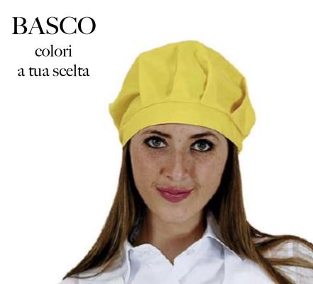 Ariell divise da lavoro Cappello Basco colore a tua scelta