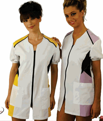 VITTORIA casacca donna - taglie xs /xxl - colori a scelta anche su misura