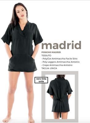 Ariell divise da lavoro MADRID taglia unica  con le maniche ANTIMACCHIA E NO STIRO