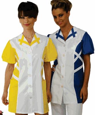 MAILA casacca manica corta o lunga a scelta - tg xs / xxl - colori a scelta anche su misura