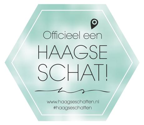 Diverse huisstijl onderdelen voor Haagse schatten, Den Haag