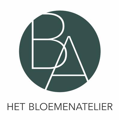 Logo ontwerp Het Bloemenatelier, Lisse
