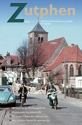 Voorblad magazine Zupthen