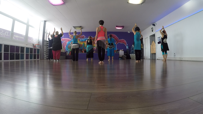 Bollywood-Workshop September 2017