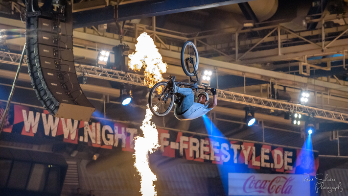 Night of Freestyle - Stuttgart 2019