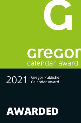 Schwarzwald Design Kalender 2021 – Ausgezeichnet mit dem Gregor Calendar Award.