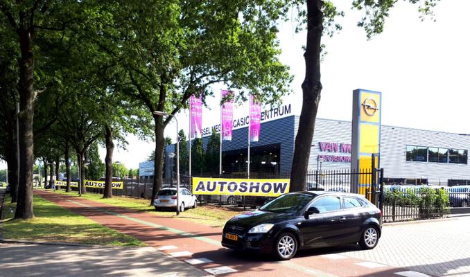 Automotive Sales Event - Van Mossel Mega Occasion Centrum Tilburg - juni 2019 - 90 verkochte auto's in 1 weekend
