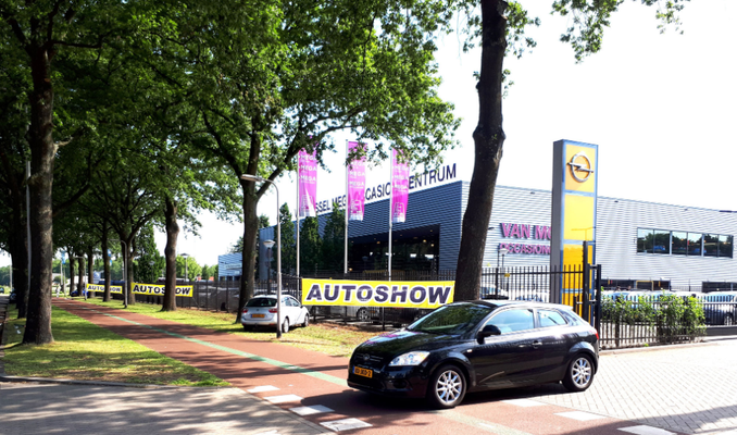 Automotive Sales Event - Van Mossel Mega Occasion Centrum Tilburg - juni 2019 - 90 verkochte auto's in 1 weekend