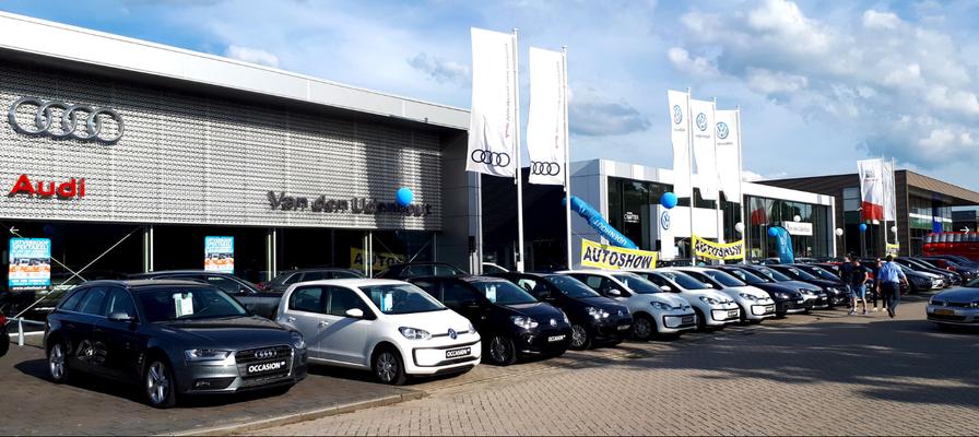 Automotive Sales Event - Van den Udenhout Oss - officieel Volkswagen-Audi-SEAT-ŠKODA dealer - juni 2019 - 44 verkochte auto's in 1 weekend