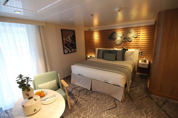 Meine Suite auf Deck 5