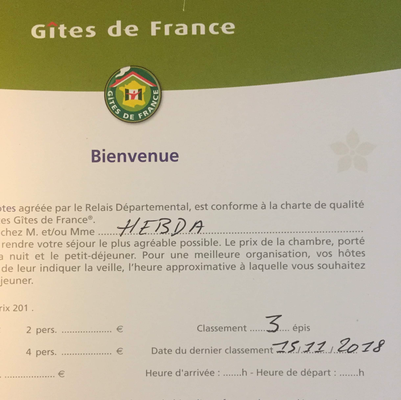 (DR) CASA  chambres d'hôtes-Val de Somme-Corbie-Amiens-Villers Bretonneux- B&B-Gîtes de France