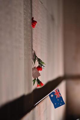 (DR) l'Australie en France-AnzacDay2019-WW1-Lestweforget-Villers Bretonneux-Bataille de la Somme-Val de Somme-Corbie-CASA Chambres d'hôtes-B&B-Guesthouse