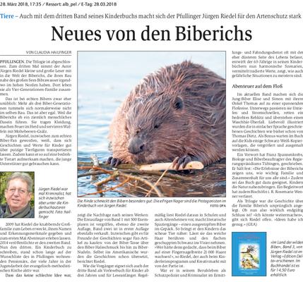 28.03.2018 - Reutlinger Generalanzeiger