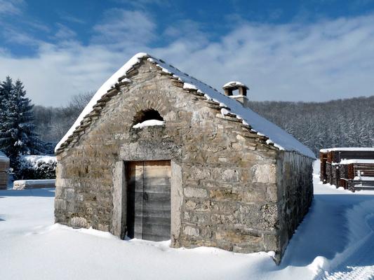 Four banal de Rougemont (hameau d'Aranc)