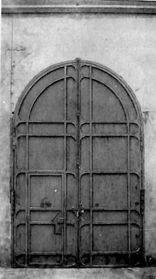 Porte du Fort Montluc © archives André Maclet