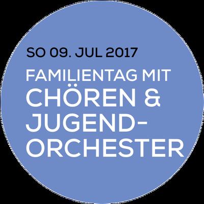 Familientag mit Chören & Jugendorchester Winterthur