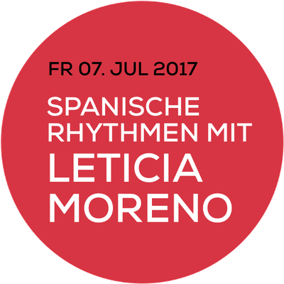 Spanische Rhythmen mit Leticia Moreno, Classic Openair Winterthur, Musikkollegium Winterthur