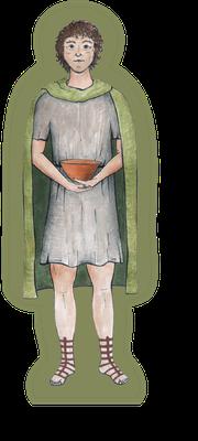 personnage pour module pédagogique, destinés à être manipulé