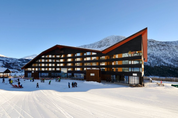 hoteles de madera finlandesa