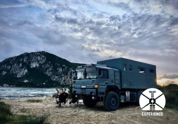 Camping oder Glamping. Fernreisemobil oder Expedition Truck wenn nicht gleich Weltreisemobil. Egal wie - Hauptsache haltbar und zuverlässig