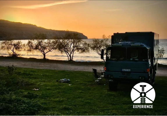 Enjoy the freedom & independence while living in an expedition vehicle / camper truck. stability & sustainability - reliable overlanding experience