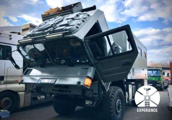 Service für Expeditionsfahrzeuge / Expeditionsmobil Service und Refit nach erfolgreicher Reiseerfahrung nach Overland Travel