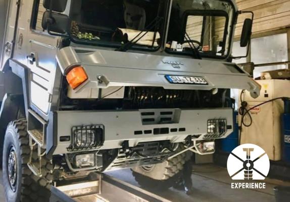 Service und Wartung ist für Expeditionsmobile und Weltreisefahrzeuge ein Muss. Denn bietet es uns Zuverlässigkeit und Sicherheit an den schönsten Orten der Erde.