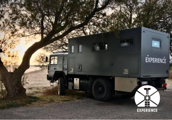 the perfect view - at the greatest places travelling the world or europe in your expedition rig / truck camper / boondockers paradies