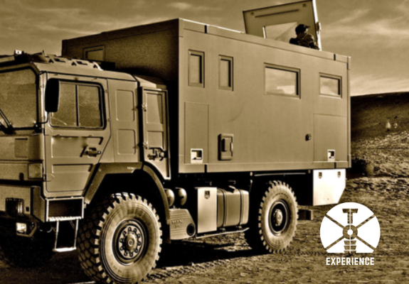 Jahrelang getestet - year long proven sustainablity / reliability - reliable expedition vehicle for overland travel dreams