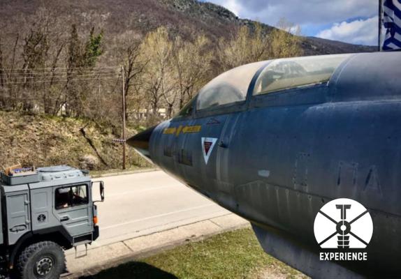 Ehemalige Milität Chassis - der olle Vogel als Ausstellungsstück - der LKW als Individual-Fernreisemobil. Weltreisen im Expeditionsmobil.