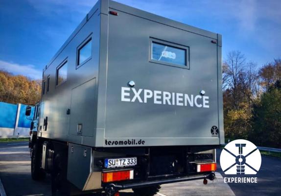 Experience - jeden Tag neue Erfahrungen beim Overland Travel. Reisen bildet - Expeditionsmobilreisen umso mehr.
