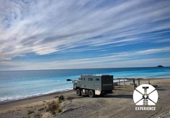 Wild Camping mit dem Expeditionsfahrzeug/Expedition Vehicle Freedom in Europa und der Welt auf Reien. Overland Travel der besonderen Art