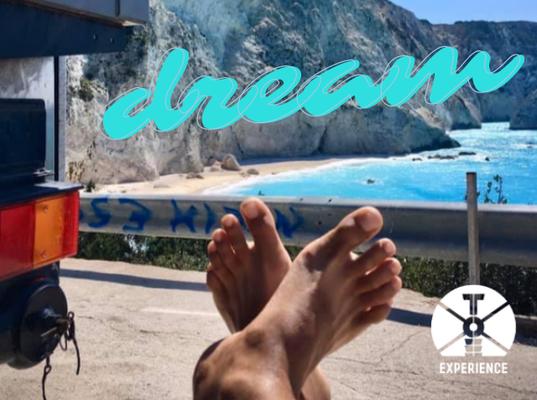 Overland TRavel Dream - einfach mit dem Expeditionsmobil an die schönsten Orte fahren, an die man sich sehnt. Das ist freedom and independance