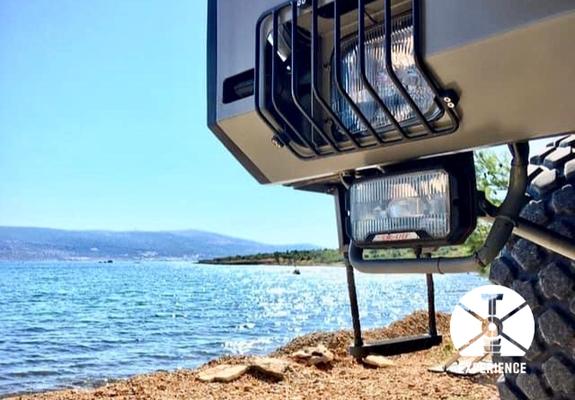 Die schönsten Orte der Welt. Truck Genuss / Traumreise im Expeditionsmobil/Weltreisemobil mit der Familie während Corona. Erfahrung & Bereicherung